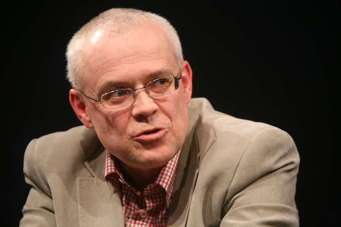 Jedním zprominentních signatářů jebývalý český premiér Vladimír Špidla. Foto Jakub Poláček, Archiv DR