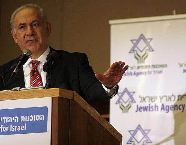 Když Netanjahu těsně před volbami prohlásil, že nikdy nepřipustí vznik palestinského státu, měl vítězství vkapse. Foto Džafi Izrael, Flickr