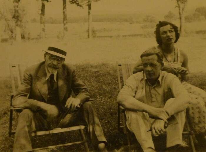 Po válce iFerdinand Peroutka považoval socialismus málem zapřírodní nutnost. Repro DR