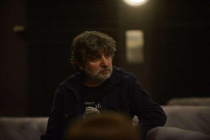 Břetislav Rychlík jako hostující režisér Slováckého divadla. Foto: Slovácké divadlo