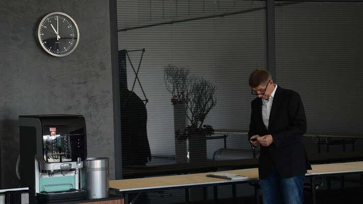 O svých ambicích seAndrej Babiš netají: vbudoucnu chce být premiérem. Foto: hnutí ANO.