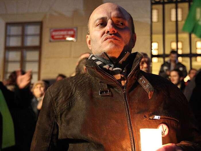 Je-li radikální antiislamismus novou alternativní nebo rozšířenou podobou antisemitismu vedle náboženského aetnického antijudaismu, nelze sedivit tomu, že seza liberální rétorikou protiislámských bojovníků hledá, anachází fašistické zázemí. Foto IVČRN