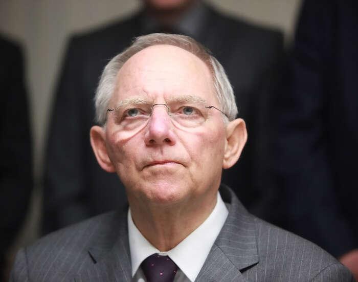 Schäuble svým počínáním popírá celé základní směřování poválečné německé politiky. Foto WmC