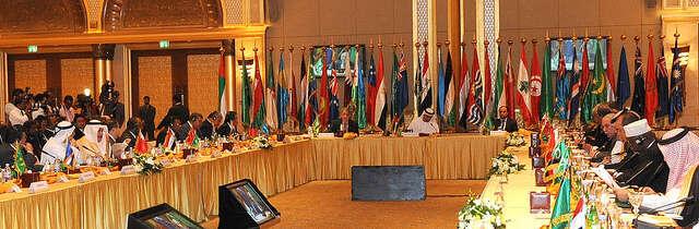 Liga arabských států (LAS) informovala ozáměru vytvořit společné  obranné síly proti terorismu. Foto Bahrain Ministry ofForeign Affairs, Flickr