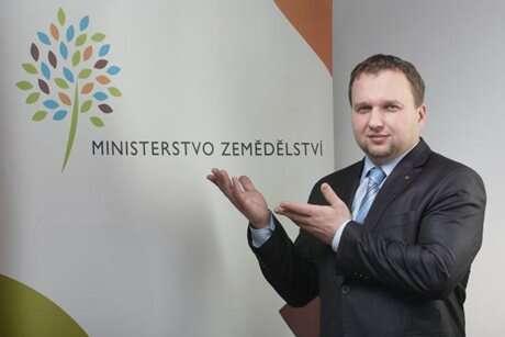 První místopředseda lidovců nasebe vposledních dnech upozornil obhajobou zájmů Babišova Agrofertu. Foto: KDU-ČSL