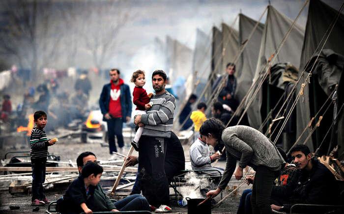 Je potřeba vyprávět skutečné příběhy těch, kteří seknám chtějí uchýlit. Foto UHCRA, AlBawaba