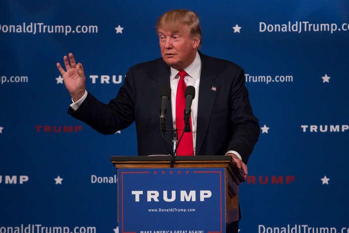 Nový prezident USA seujal úřadu oficiálně minulý pátek. Foto John Pemble, flickr.com