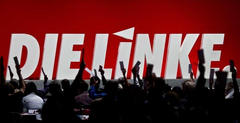 Die Linke jenejsilnější německá opoziční strana. Foto euractov.com