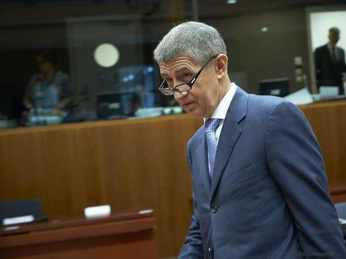 Sociální demokracie sezatím snaží oněco mezi, vymezovat sevůči Andreji Babišovi, ale zase tomoc nepřehnat. Foto Hnutí ANO