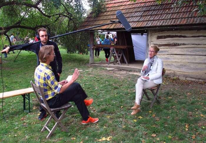 Norská velvyslankyně vČR Siri Ellen Sletnerová. Foto archiv norské ambasády vPraze