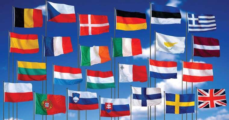 Ideologie nacionalismu sezejména v19. století avprvní části 20. století úspěšně šířila celou Evropou. Ilustrace imggood.com