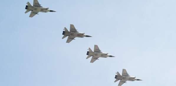 Ruské letouny nasyrském nebi. Foto Alexandr Kagučin, flickr.com