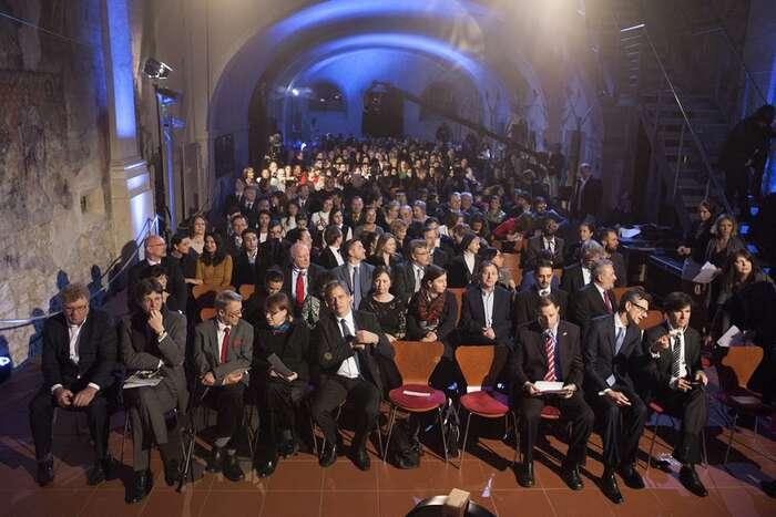 Roma spirit 2015 vpubliku. Foto Tereza Havlínková aMichaela Čejková