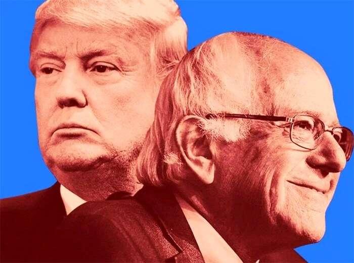 Volič chtěl změnu, ale demokraté muvnucovali údržbu statu quo. Repro DR
