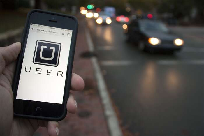 Odhadovaná hodnota Uberu jeminimálně 50miliard dolarů. Foto bellinghamwins.com