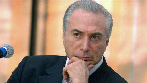 Nový první muž Brazílie Michel Temer. Foto archiv AnticorruptionDigest.com