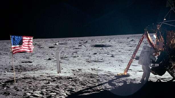 Byl prvním mužem naměsíci skutečně mladý Jan Keller?  Foto NASA Goddard CC