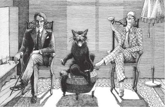 Uprostřed drsné doby aspolečnosti vytvořil během dvanácti let Bulgakov apokryf zároveň magický, vtipný adojemný. Fotoassets.com
