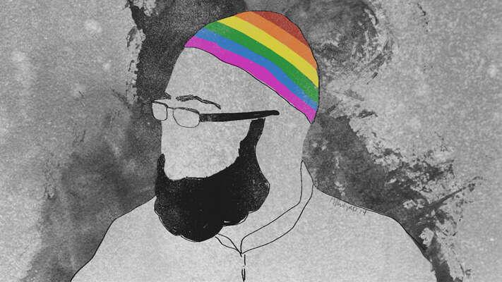 Přestože seto mnohým nehodí doxenofobního krámu, existují také muslimové sodlišnou sexuální orientací arozvoj zažívá islámská feministická teologie. Repro DR