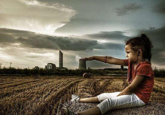 Podobná míra znečištění ovzduší jako naOstravsko-Karvinsku nemá vEvropě obdoby, snad svýjimkou nejzamořenějších míst vPolsku. Foto defendersblog.org