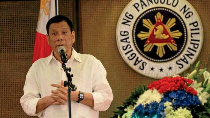 Uvádí se, že před rokem 1988, kdy byl Duterte poprvé zvolen starostou, bylo Davao hlavním městem zločinu, poté senaopak stalo vzorem stability abezpečnosti. Fotoglobalnation.inquirer.net