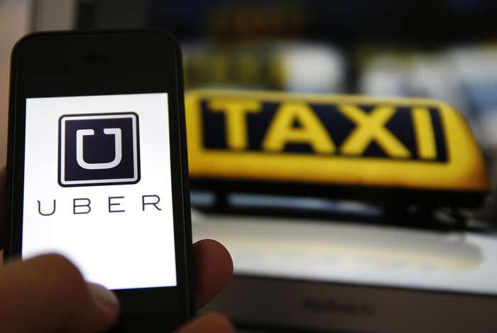 Uber již garantovanou minimální mzdu mnohdy platí. Fotobusinessofapps.com