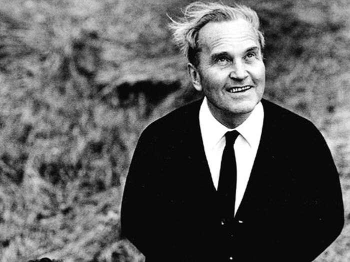 Filosof Jan Patočka vbřeznu 1977 pomnohahodinovém výslechu zemřel. Repro DR