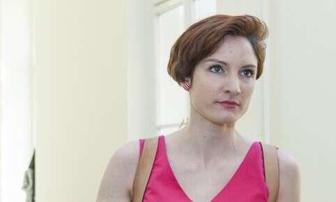 Kateřina Krejčová jeuvšech soudů správně nepokorná, klidná, velice elegantní amrazivě neústupná. Repro DR