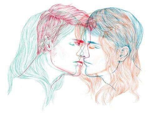 Bisexualita jeorientací, kterou mnoho lidí žije celý život, aprávě vjejím rámci nalézá své zakotvení, klid aharmonii. Foto cdn4.gurl.com