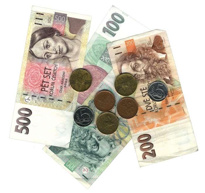 Za posledních 14let odteklo zČeské republiky více než 460 miliard korun. Jen malá část sevrátila formou reinvestic. Foto publicdomainpictures.com