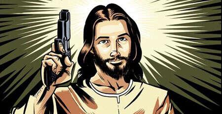 Omezit křesťanství navíru vbílého muže splnovousem, který bydlí někde nad Texasem anemá rád Mexičany, toje dost omezený pohled, ať už jej používá křesťan, nebo ateista. Fotopatheos.com