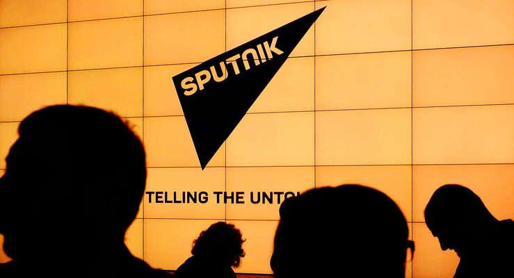 Jedním zespolehlivých šiřitelů promyšlených dezinformací jeruský státní Sputnik. Repro DR