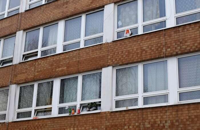 Za špatné bydlení vubytovně siagentury strhávají často více, než nakolik vyjde pronájem standardního bydlení. Foto Jakub Patočka, DR