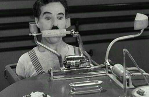 Samotná automatizace neznamená novou formu průmyslu. Fotoshowbiz411.com