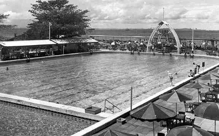 Plovárna pro Ęvropany vSingapuru. Foto archiv pana Plhoně