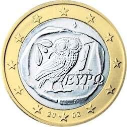 Představa, že Řecko odejde zEvropské měnové unie, jelichá. Foto Evropská centrální banka