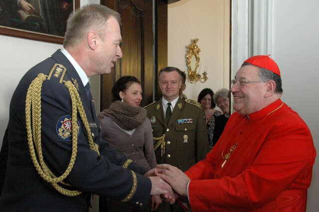 Rád sefotí sgenerály. Foto army.cz