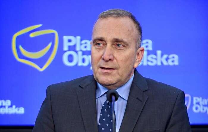 V čele parlamentní opozice zůstává necharismatický intrikán Schetyna. Repro DR