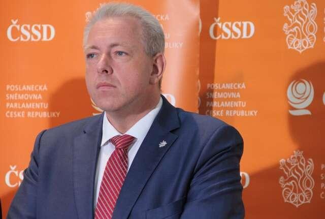 """""""Nesouhlasím sargumentem, že ČSSD vstupem doproblematické vlády zabrání nástupu ještě horších sil,"""" prohlásil Milan Chovanec. Foto ČSSD"""