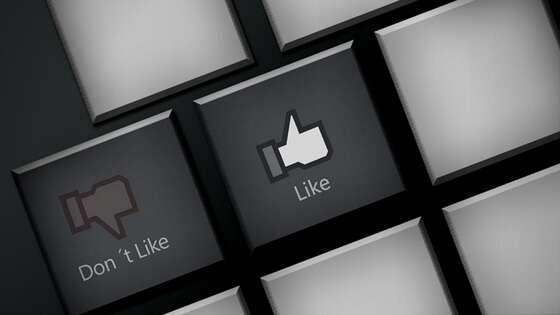 Facebook zobrazuje pouhý zlomek obrazu, který budete pravděpodobně lajkovat. Repro DR