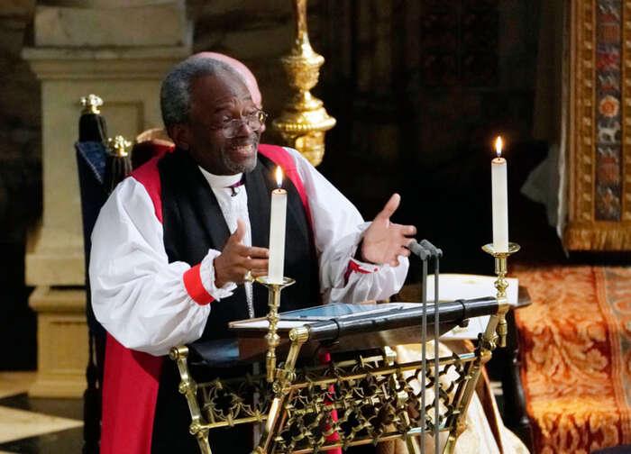 Michael Bruce Curry jeprvní Afroameričan, který předsedá episkopální církvi. Foto The Cut