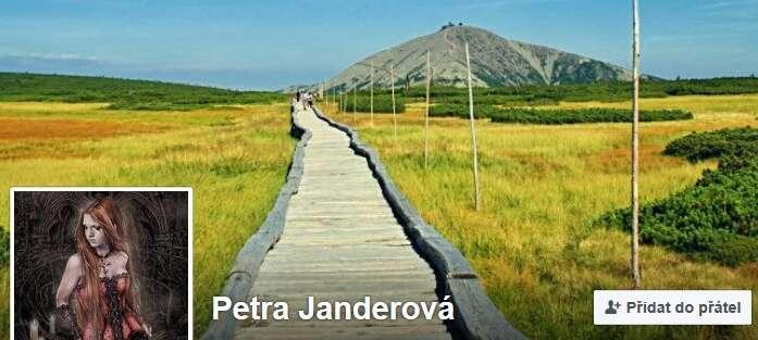 """Vznikla """"Petra Janderová"""", zamlklá příznivkyně protiimigrační scény. Repro DR"""