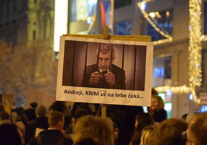 Andrej Babiš sebude bránit odchodu své firmy zvlády, protože mimo ninemá dnes již příliš příznivé vyhlídky. Foto Jan Kašpárek, DR