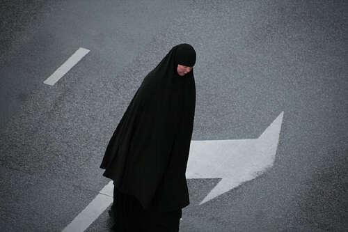 Ibrahím Išag sesama vyjádřila, že neměla odislámu jak odpadnout, když nikdy muslimkou nebyla. Foto janjochemo, flickr.com