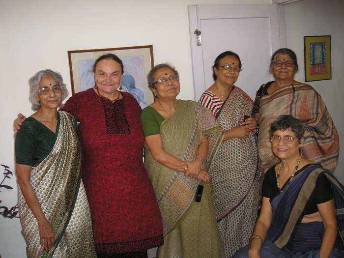 """""""Genderová diskriminace sevIndii často prolíná stou kastovní. Obě jsou přitom protiústavní,""""říká indoložkaBlanka Knotková-Čapková. Foto Archiv autorky"""