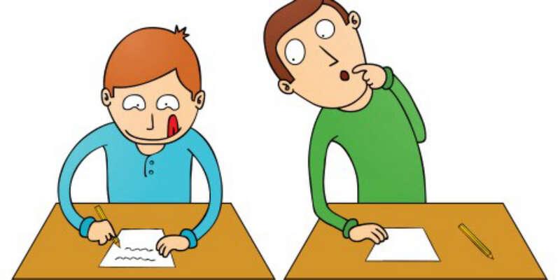 Je možné, že obecné povědomí otom, coje anení plagiát, není naněkterých vysokých školách dostatečné. Ilustrace The Scientist Magazine