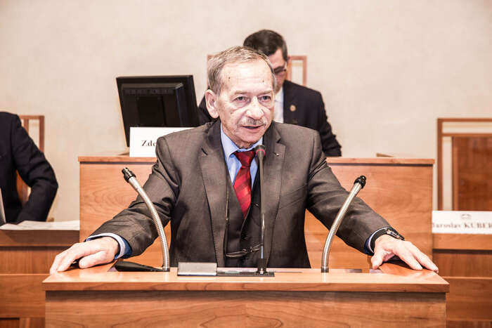 S lidmi jako Jaroslav Kubera tonebude zelený obrat tovODS tak horký. Foto Senát PČR