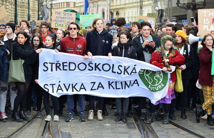 Je třeba nepřistupovat napředčasné kompromisy aústupové manévry. Foto Jan Kašpárek, DR