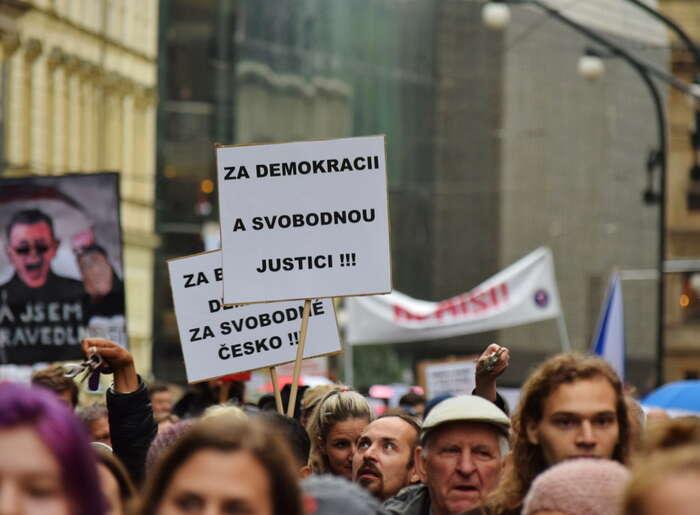 Takhle siBabiš své PRasi nepředstavoval. Foto Jan Kašpárek, DR