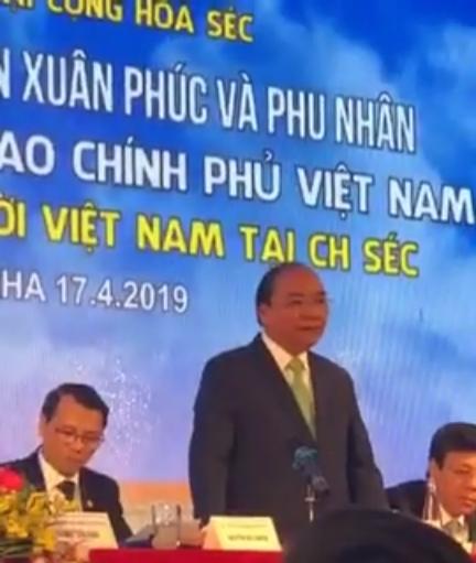 """Předseda vietnamské vlády nazval Vietnamce žijící vČechách, kteří zaujímají kritický postoj vůči vietnamskému režimu votázce lidských práv, """"reakcionáři"""". Repro DR"""